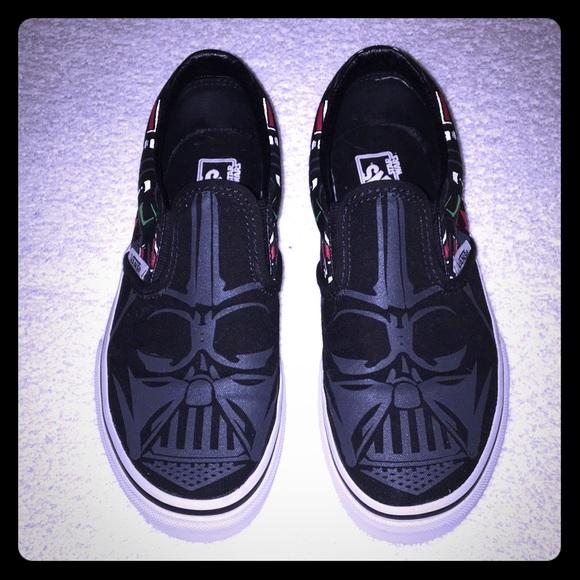 5a2b7a250d Star Wars Vans - Limited Edition Darth Vader. M 5b84ab020945e0309bf8bad8